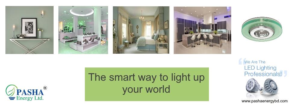 Pasha Energy Ltd Smart Way To Light Up Your World